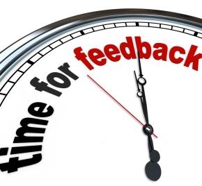 Resnična vrednost povratne informacije na delovnemmestu