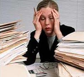 Stres na delovnemmestu