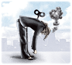 Vračanje na delo po doživljanju sindromaizgorelosti