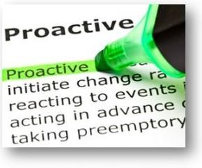 Proaktivnost je novačrna!