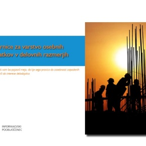 Smernice za varstvo osebnih podatkov v delovnihrazmerjih