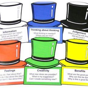 Šest klobukov nasestanku!