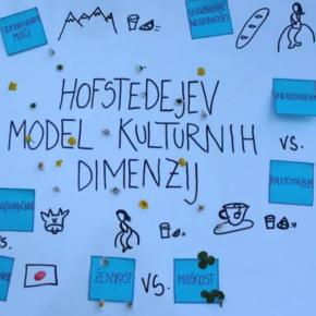 Hofstedejev model kulturnihdimenzij