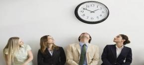 Ali smo pri delu res učinkoviti le 46 %časa?