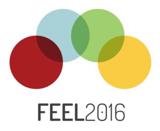 Feel 2016 logo