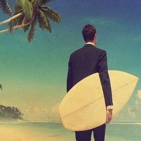 Kako resnično odklopiti delo meddopustom?
