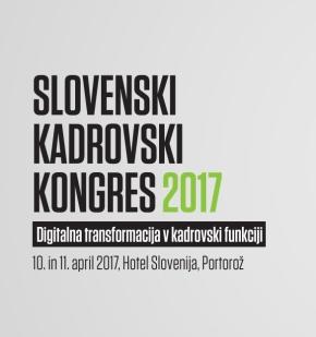 Slovenski kadrovski kongres2017