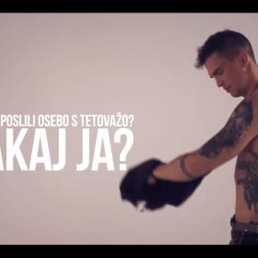 Ali bi zaposlili tetovirano osebo? Zakajne?