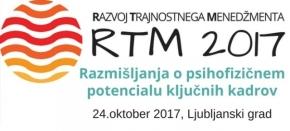 Bliža se konferencaRTM