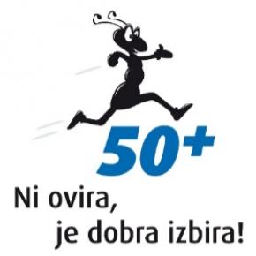 50+ Ni ovira, je dobra izbira! ~ Zaposljivost in zaposlovanje po petdesetem – izzivi in priložnosti na trgudela