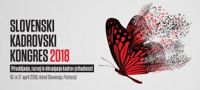 Slovenski kadrovski kongres2018