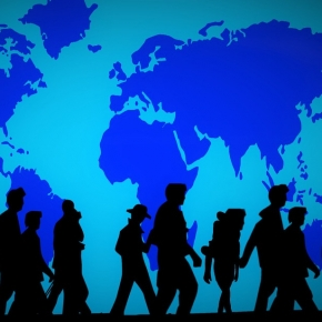 Begunci so tukaj – delo kot pravica, dolžnost, vrednota,integracija