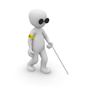 Zaposlovanje slepih inslabovidnih?