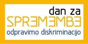 Dan za spremembe 2019: odpravimo diskriminacijo na delovnemmestu