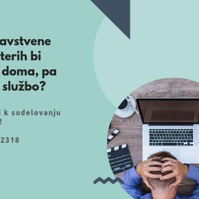 Vabljeni k raziskavi: Kako telesno aktivni smo zaposleni vSloveniji?