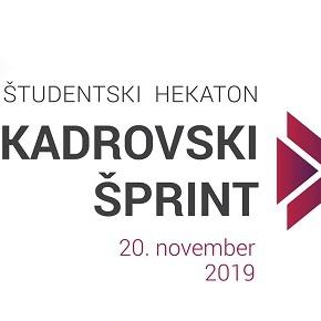Povabilo: Kadrovski šprint (študentski HRhekaton)