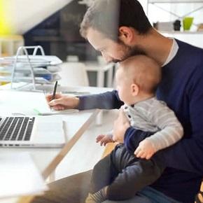 """Vabljeni k sodelovanje v raziskavi: """"Starši, kako usklajujete delo in družinsko življenje ob uporabi pametnihnaprav?"""""""