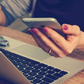 [SODELOVANJE V RAZISKAVI] Kako Slovenke in Slovenci postopamo po spletu med delovnimčasom?