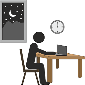 Raziskave so jasne: prekomerno delo ima negativne učinke tako za zaposlene kot zapodjetja