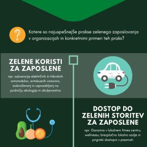 Zeleno zaposlovanje